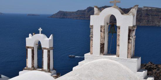 Excrusión para cruceros Santorini Islas Griegas