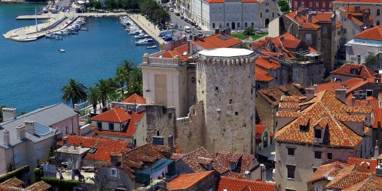 Torre en Split Croacia