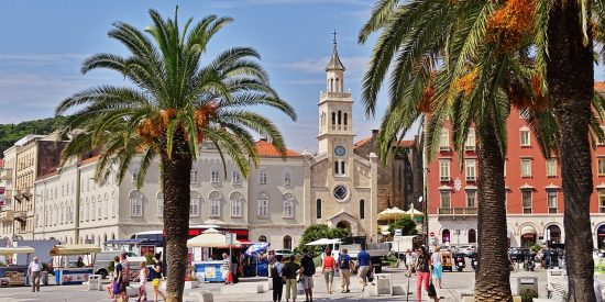 Lugares que visitar en Split Croacia