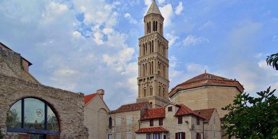 Catedral de Split y Torre