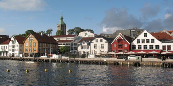 Bahía en Stavanger casas y establecimientos