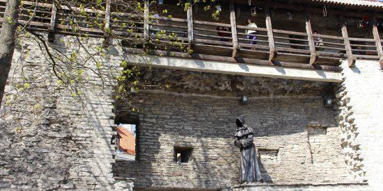 Museo de la tortura en Tallin