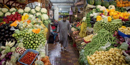 Mercado en Tanger