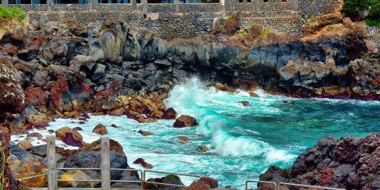 Costa mar azul Tenerife