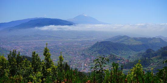 Vistas al Teide Tenerife