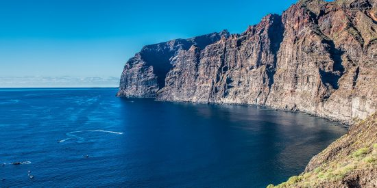 Espectacular imagen mar y roca de Tenerife