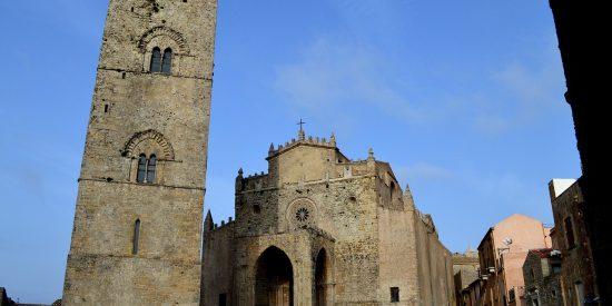 Iglesias, templos y catedrales en Trapani Sicilia