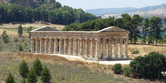 Visita guiada crucero Gran Templo de Segesta en Trapani