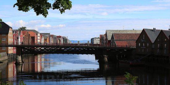 Puentes en Trondheim