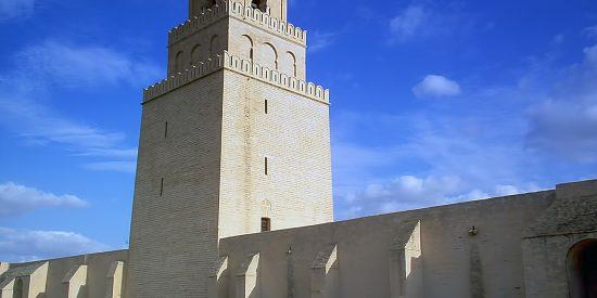 Visita guiada por Gran Mezquita de Kairouan en Túnez