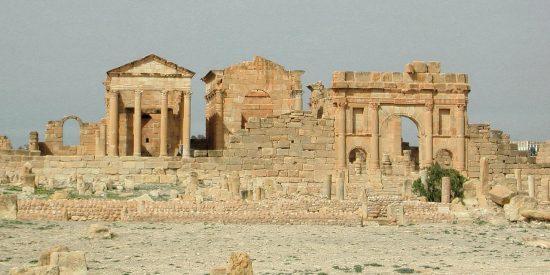 Excursión para cruceros monumentos en Túnez