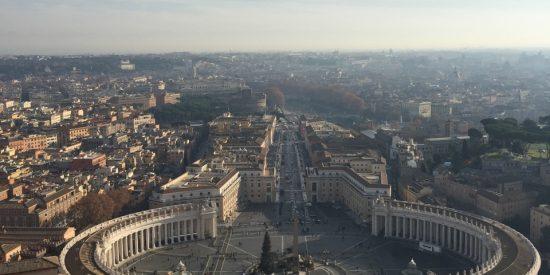 Plaza de San Pedro Plaza del Vaticano Visita al Vaticano