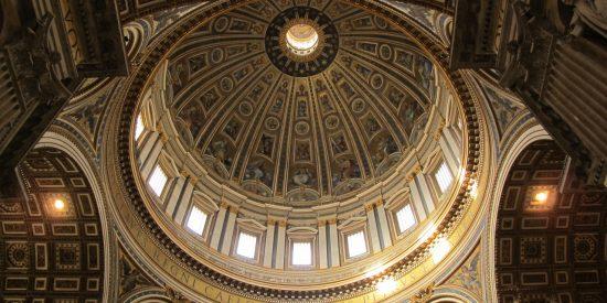 Cúpula de San Pedro Cúpula del Vaticano Visita guiada
