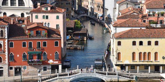Canales de Venecia excursión para cruceros