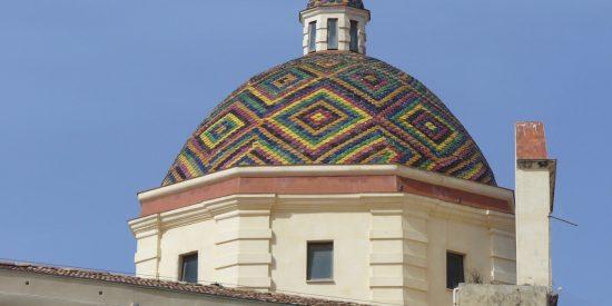 Cúpula de la iglesia de San Michele Alghero