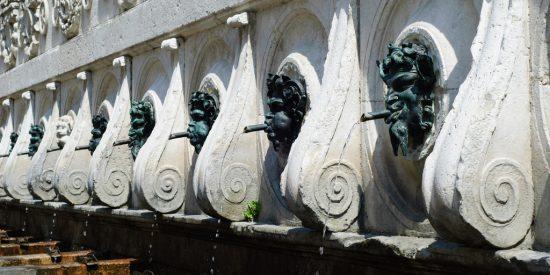 Fuente de Calamo o Fontana del Calamo Ancona