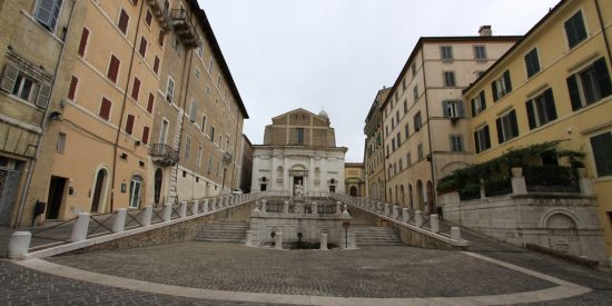 Excursión iglesia de San Domenico Ancona
