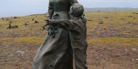 Lugares que visitar en el cabo Norte en Noruega
