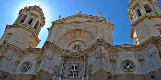 La catedral de Cadiz