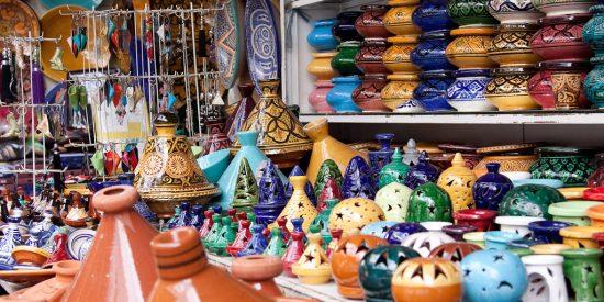 El Bazar en Casablanca