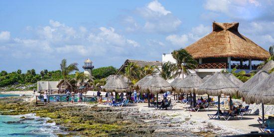 Playas en Cozumel México