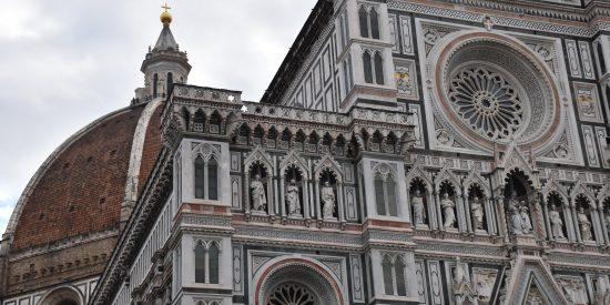 Catedral de Santa María del Fiore en el Duomo