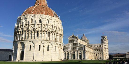 monumentos de la Plaza de los Milagros Florencia