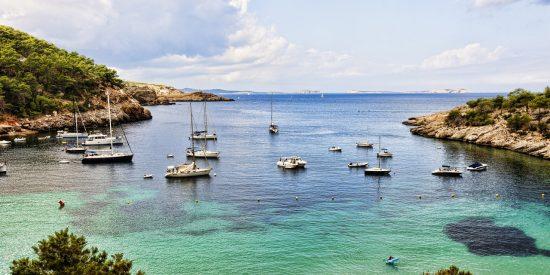 Barcos y yates en Ibiza