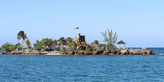 Lugar turístico Jamaica