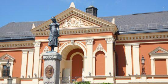 El teatro del drama en Klaipeda