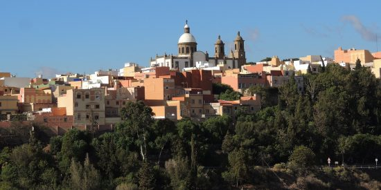Vistas a la Catedral de Canarias