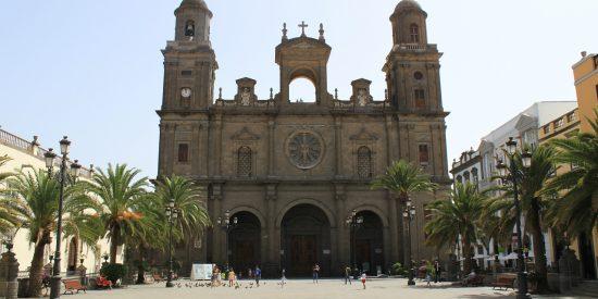 Catedral de Canarias en Las Palmas de Gran Canaria