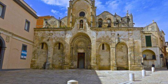Por el centro de Lecce Italia