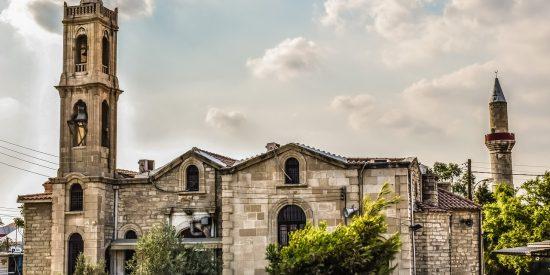 Iglesia en Limasol Chipre