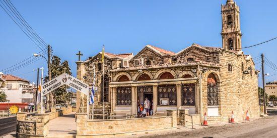 Visita Iglesia en Limasol Chipre