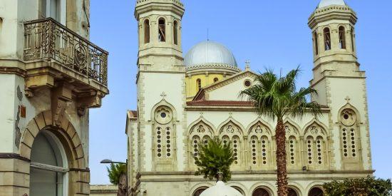 Palacios y calles de Limassol Limasol Chipre