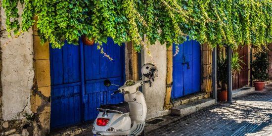 Colorida imagen de Limasol Limassol