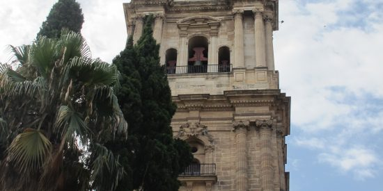 Torre de la Catedral de Málaga