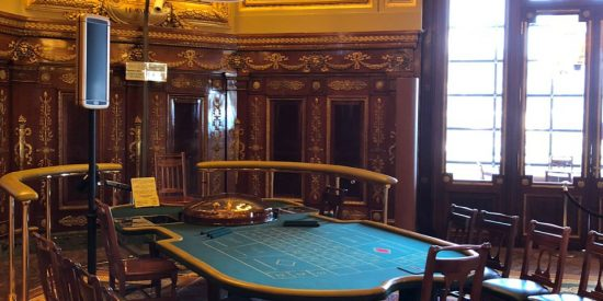 Famoso Casino de Montecarlo