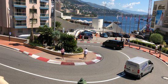 Excursión para cruceros circuito Formula 1 Montecarlo Mónaco