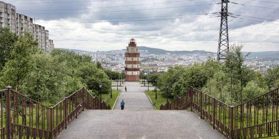 Visita guiada por Murmansk Rusia