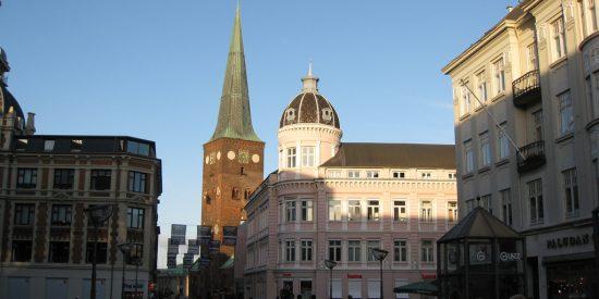 Lugares que visitar en Aarhus Dinamarca