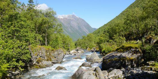 Rio en Andalsnes Noruega