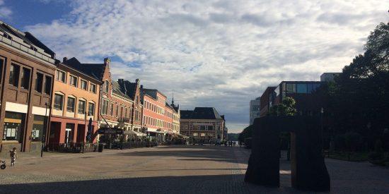 Calles de Kristiansand