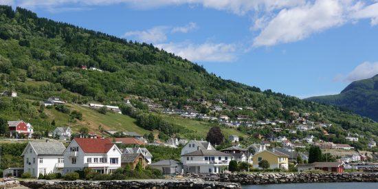 Excursión de Sogne a Kristiansand Noruega