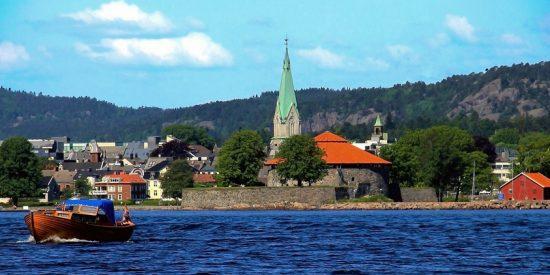 Catedral de Kristiansand