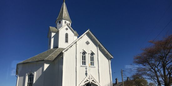 Catedral Haugesund Noruega