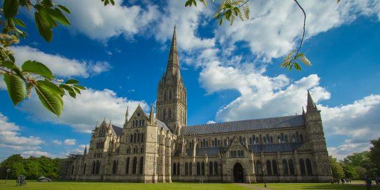 Salisbury Catedral de Salisbury Inglaterra