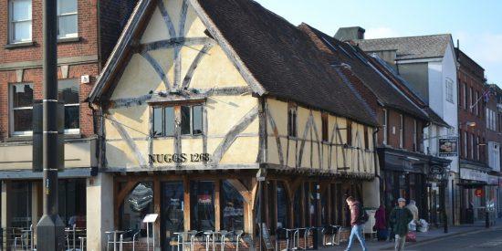 Pub tradicional en Southampton Salisbury y Stonehenge