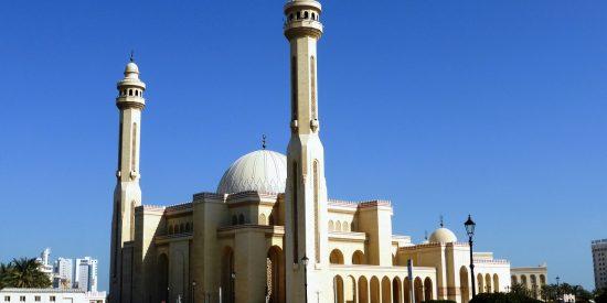 Mezquita en Bahrein